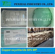 Copper oxychloride 50%WP 77% WP77% WP, Fungicide 1332-40-7