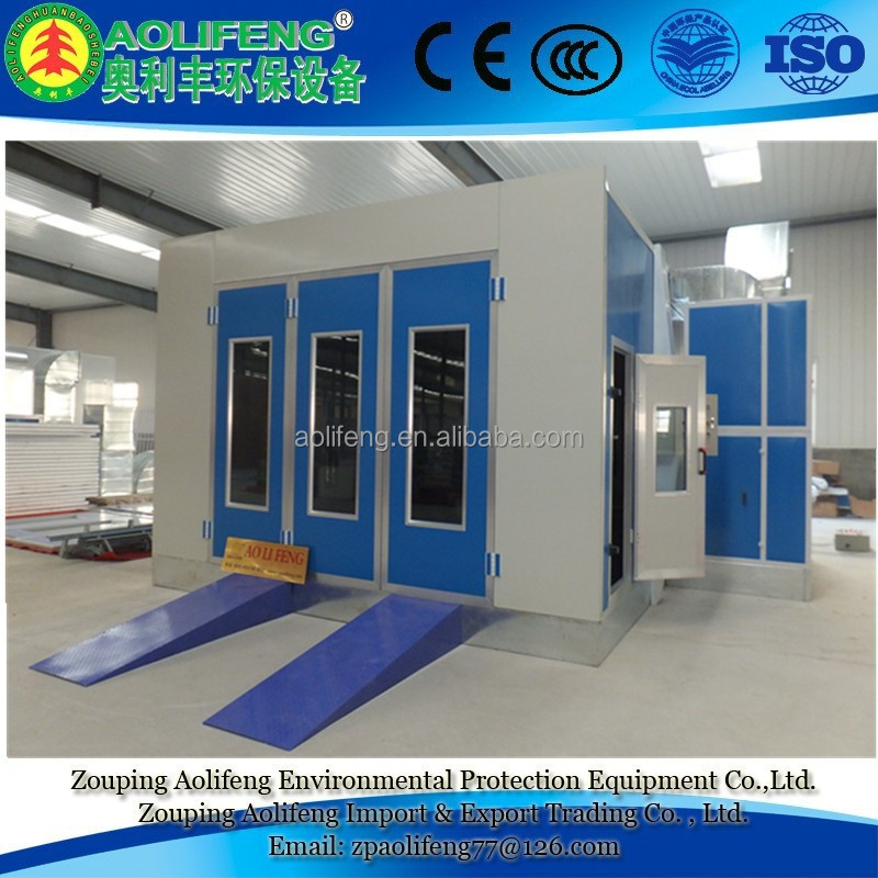 water based spraying paint booth oven buy car paint oven auto. Black Bedroom Furniture Sets. Home Design Ideas