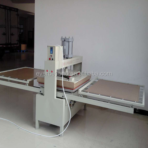 Large Format Pneumatic Dye Sublimation Heat Press Machine