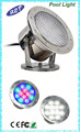 Swimming pool led light waterproof rgb remote