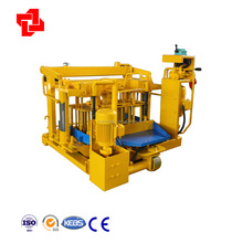mobile block making machine QT40-3A egg laying block making machine price pdf manual brick making machine design