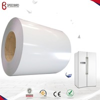 White Refrigerator Cold rolled VCM