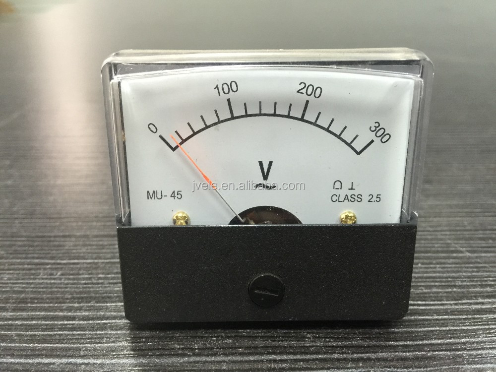 6L2-A AC DC Current Digital Panel Meter/Ammeter /Ampere meter/Analog meter