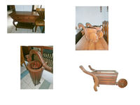 Handmade Wooden Furniture