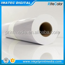 190gsm Large Format RC High Glossy Photographic Paper Roll for Inkjet Printing