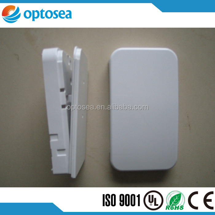OPTOSEA factory price FDB 12 PORT fiber optic termination box/FTTX wall mount terminal box