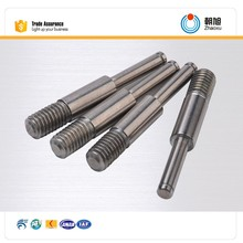 Precision stainless steel marine propeller shaft