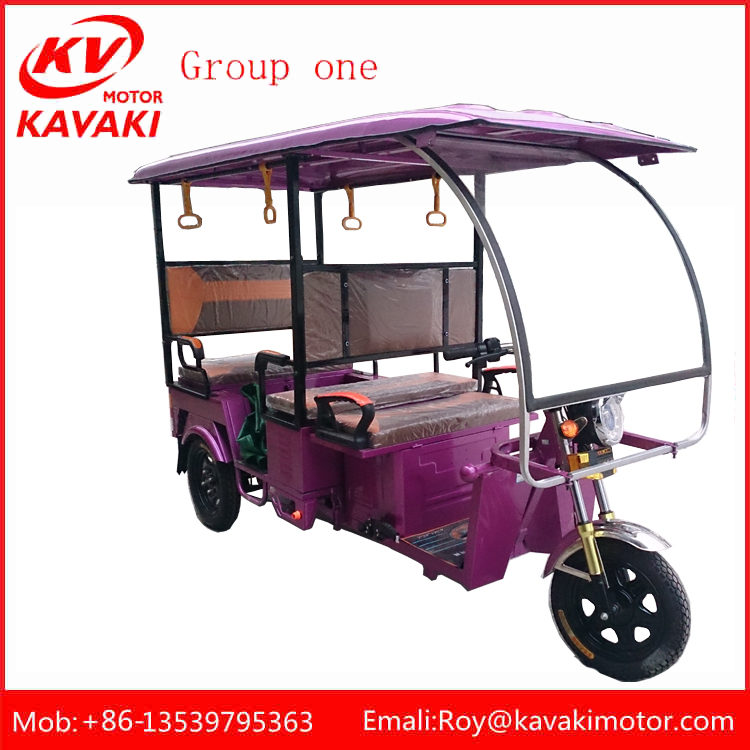 2016 China Manufacturer Passenger Bajaj Tuktuk /three Wheeler Auto Rickshaw Price