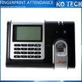 Workcode TFT screen rfid fingerprint time attendance KO-X628