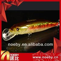 NOEBY FISHING 70mm 6.5g fishing hard lure chartreuse fishing lures