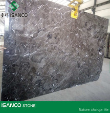 Chinese Dark Emperador Marble Big Slabs Brown Marble Polished Factory Price