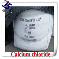 Calcium chloride for snow & ice melting