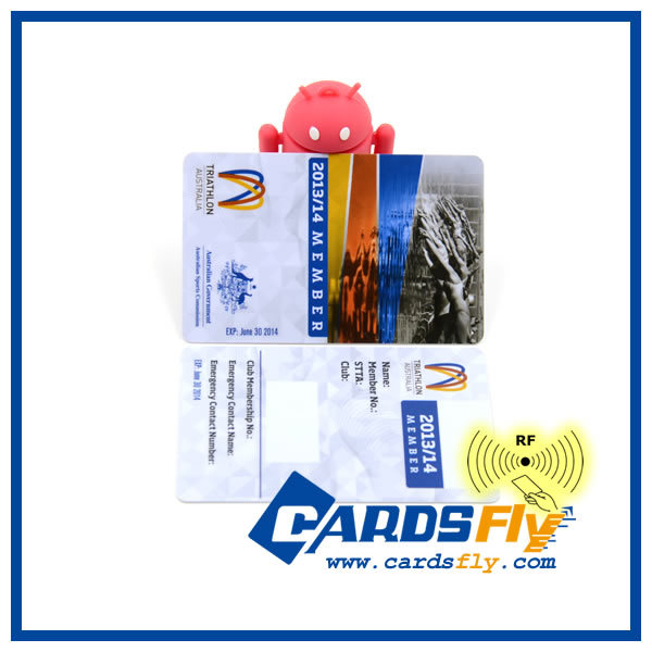 125KHz Radio Frequency Prox Identification Card RFID ID Card