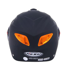 New Motorcycle Helmet Half Open Face Adjustable Size Head Helmets