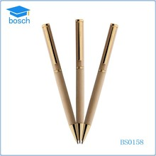 Cheap carving wood metal ballpoint pen for promotional
