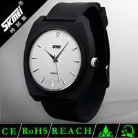 jelly silicone sports unisex watch