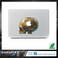 Factory supply customized Decal skin sticker for macbook pro skin OEM design