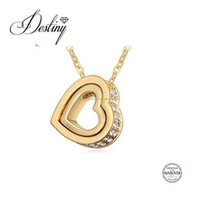 Destiny Jewellery Pink pendant Factory direct sale wholesale price Embellished with crystals from Swarovski