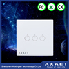 AXAET New Product 3 Control Switch Bluetooth Control Smart Switch for Home Automation
