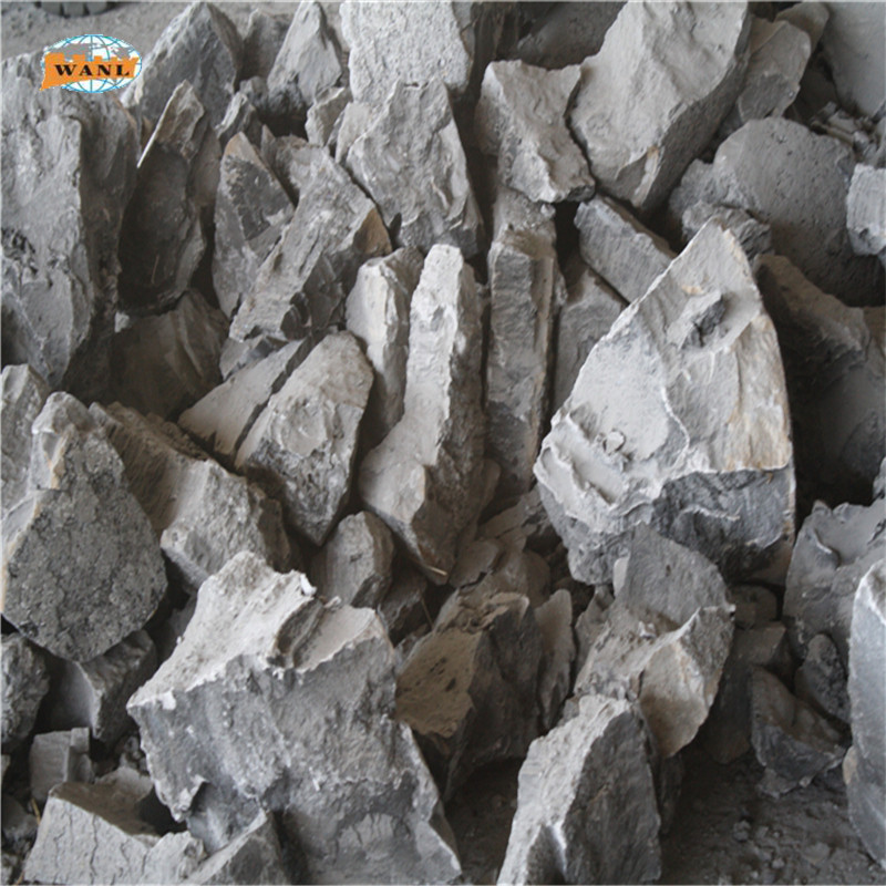 Grey Calcium Carbide Stone High Gas Yield For Calcium Cyanamide
