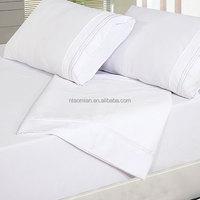 nantong factory supply hotel linen bedding sheets