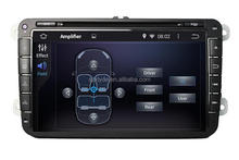 steering wheel control/RDS/DAB+/canbus android in dash car dvd multimedia player for vw Golf 2012
