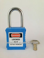 SAFETY LOCKOUT PADLOCK/ELECTRICAL SAFETY EQUIPMENT