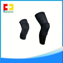 Elastic leg compression calf sleeve