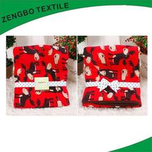 Good quality china tela polar fleece with low price