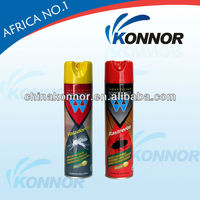 Household Chemicals room antimicrobial aerosol spray