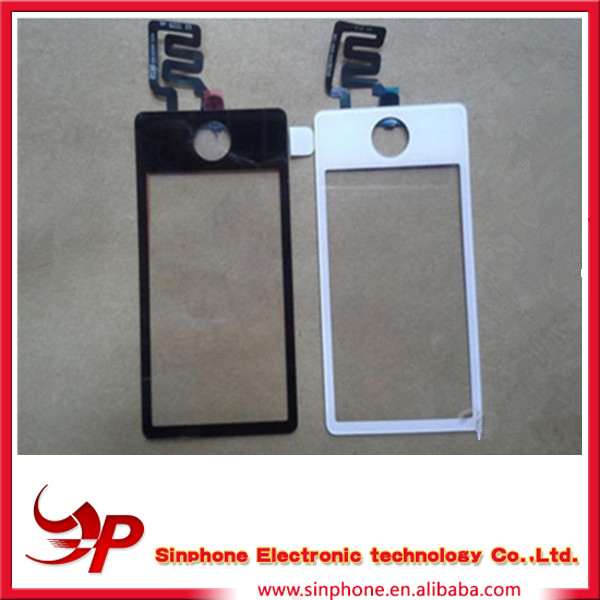 For ipod Nano 7 LCD Screen Touch Digitizer Glass Assembly Replacement