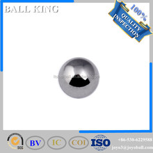"High quality 1/16"" bearing steel ball"