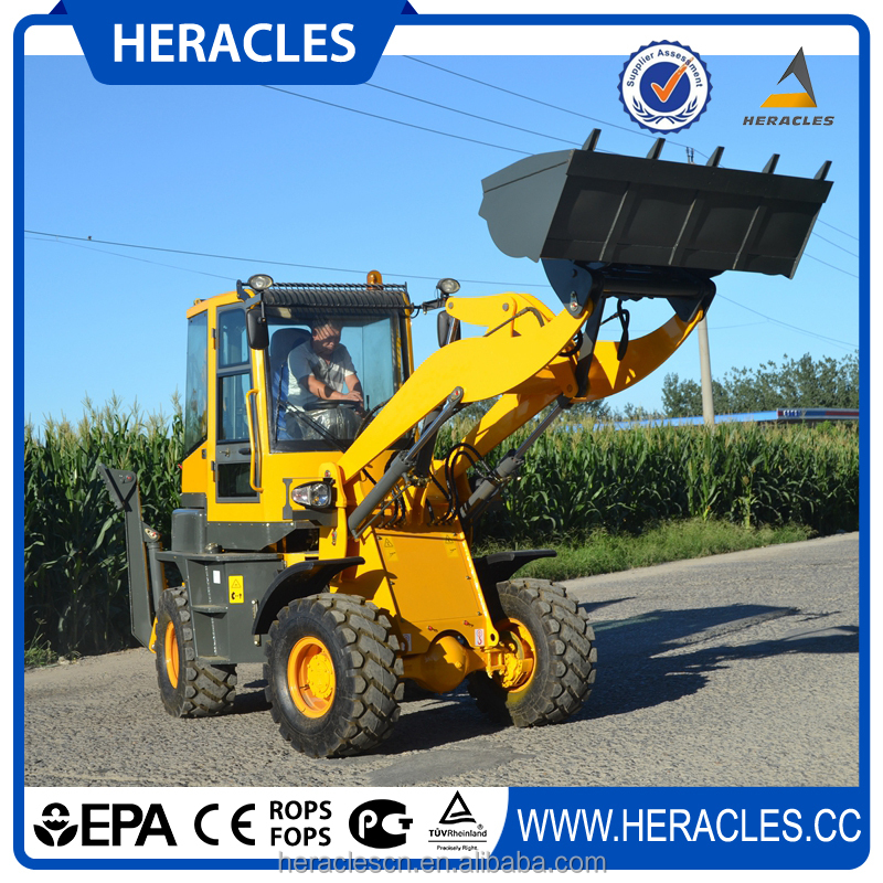 Heracles towable backhoe for sale