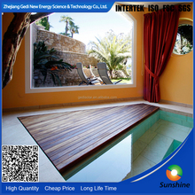 wpc outdoor decking/wpc wood plastic solid wpc decking/wpc laminate flooring