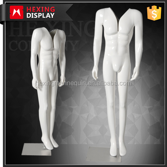 Cheap Headless Male Invisible Ghost Mannequin