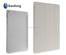 leather flip cover for ipad air 2 smart case