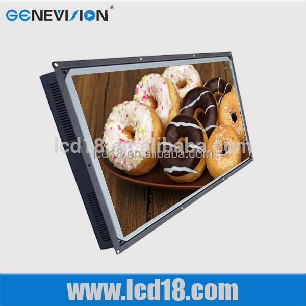 "19"" open frame lcd monitor / interactive kiosk touch screen MP-190"