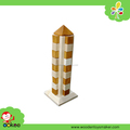 Pencil shape Brain Teaser Puzzle Educational Puzzle Toy for kids