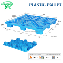 HDPE Durable Cheap Plastic Heavy Duty 40 x 48 Plastic Pallet for Sale