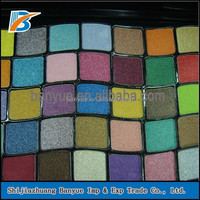 hot sale chinese good quality manufacturer colorful mica powder for rubber and plastic