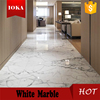 italy polished calacatta white marble tile