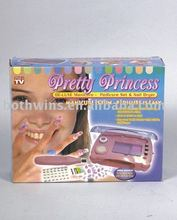 PEDICURE SET & NAIL DRYER