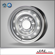 6x15 ET 48 PCD 139.7 CB 98.5 Silver Steel Wheel with 5 Lug