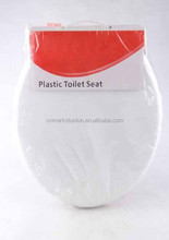 1pc plastic soft toilet seat cover
