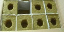 China manufacture supplier multi rockwool growing medium in hydroponics