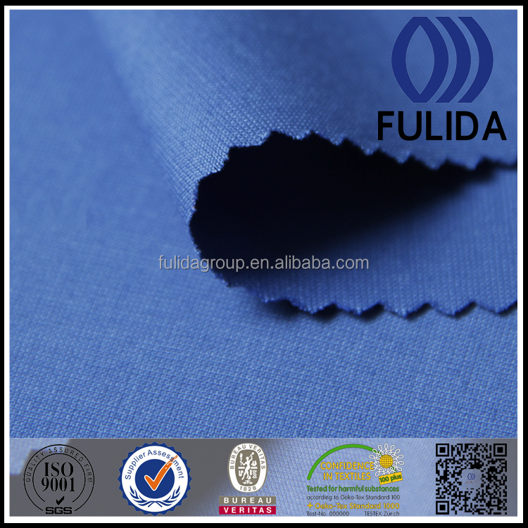 polyester viscose suit fabric reactive dyed tr fabric for men