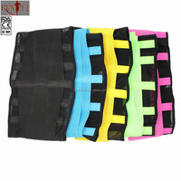 2016 Hot Selling Colorful Waist Trimmer Belt Back Support Slimming Band Waist Support As Seen On Tv
