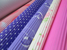 2014 colorful flower wrapping corrugated paper