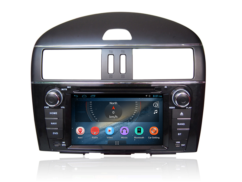 In-dash car stereo radio/dvd/gps/mps/3g multimedia system 2din android 6.0 car pc
