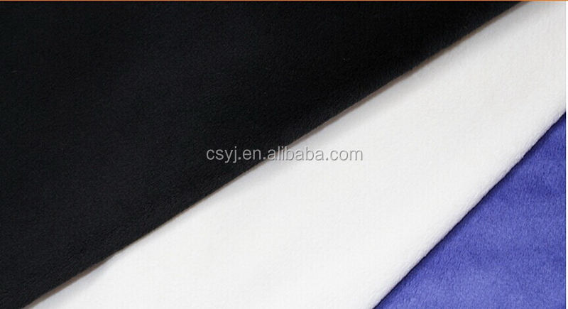 China manufacturer unique velvet fabric characteristics